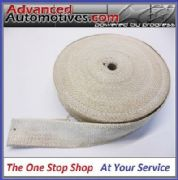 Exhaust Wrap 30 Metres Of High Quality Thickly Woven Type And Very Strong